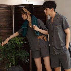 日本简约风格,夏季薄款日式和风/纯棉情侣/居家服衣/浴衣,有品味的情侣都忍不住了.....