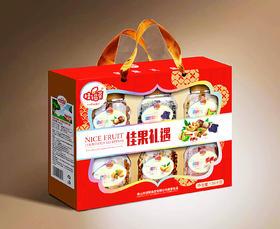 佳果礼遇坚果礼盒 1550g/盒