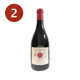 【2号酒】羡鹤飞品丽珠干红葡萄酒2014 Clau de Nell Cabernet Franc