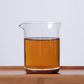 木底玻璃耐热公道杯网红分茶器功夫茶杯茶具公平杯功道杯小号茶海
