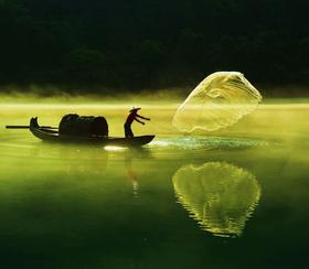 【淡墨瑶池】水墨小东江+云雾仙境+专业摄影创作3日之旅