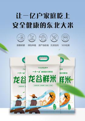 带胚芽的龙谷鲜米4.5KG