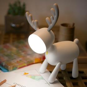 【约风台灯夜晚读书灯】觅鹿儿童伴睡小夜灯