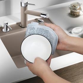 【健康卫生,一抹去除所有油污】Greencreate硅胶洗碗刷 设计专利 韩国进口材质 有效抑制菌群滋生