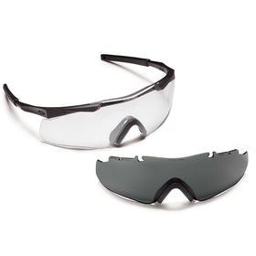 【反曲弓暴力测试】Smith Optics防弹片护目镜