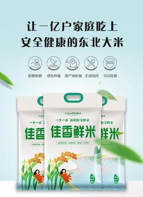 带胚芽的佳香鲜米4.5KG