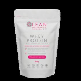 Whey Protein 乳清蛋白粉—草莓味/ 香草味