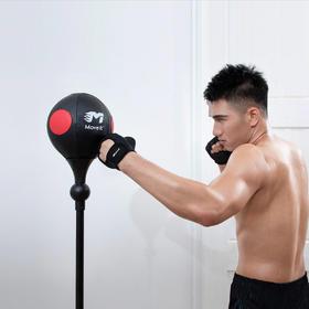 Move It 智能拳击球 APP互动 训练课程 减压发泄不倒翁反应靶