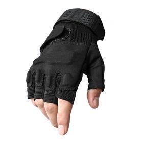 【耐磨防滑】黑鹰战术半指手套