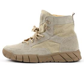 【夏季作战】帆布透气沙漠靴