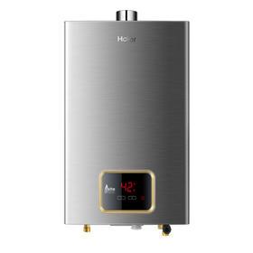3期海尔(Haier)燃气热水器10L/12L升天然气热水器低水压启动 【U5】智能恒温富氧蓝焰