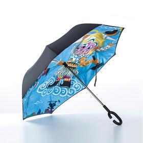 张光宇《孙悟空》艺术衍生反向伞