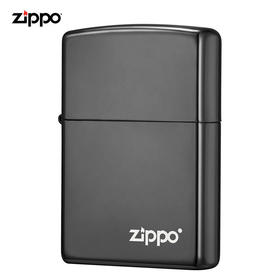 【正品保障】Zippo正版美国原装进口打火机(黑冰)