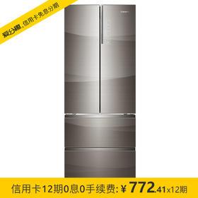 卡萨帝(Casarte)变频无霜多门冰箱 智能wifi人感 干湿分储 BCD-465WDCHU1 465升