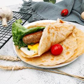 优选丨台湾手抓饼 三分钟便捷早餐 香脆可口 美味百搭 80g*20张 包邮(除偏远地区)