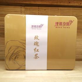 铿锵玫瑰 玫瑰红茶 3克*36袋 盒装