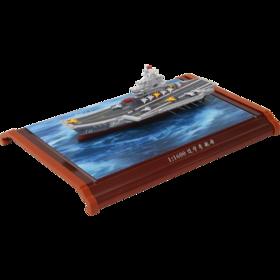 1:1600中国辽宁号航母模型丨合金仿真军事模型丨收藏精品丨送礼佳品丨家居摆件