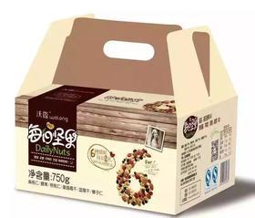 【营养健康】沃隆每日坚果 750g/盒