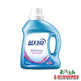 蓝月亮深层洁净洗衣液(自然清香) 1kg*6瓶/箱