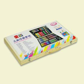 童画188支儿童绘画套装 1箱6盒