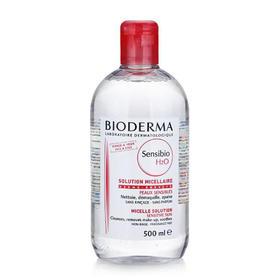 【保税仓】 BIODERMA 贝德玛 舒妍温和保湿卸妆水 500ml 粉水 蓝水