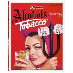 20世纪酒精和烟草的经典广告设计