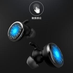 【火爆国内外,Padmate/派美特生物振膜真无线蓝牙耳机PaMuX13】左右耳在不同终端下可以分开独立使用,傻瓜操作,防水设计,持续60h待机