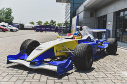 F3赛车赛道体验