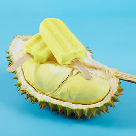 mingo泰国网红榴莲雪糕16支装,榴莲原浆制作,泰国原装进口