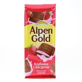 阿尔金山草莓夹心巧克力100g