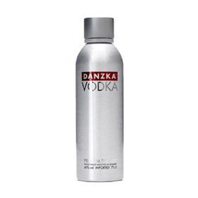 【包邮】Danzka铝罐原味40度伏特加1000ml