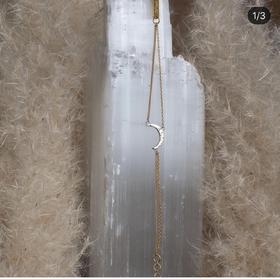 Leeloo Bird  LUNA 露娜系列 月光手链