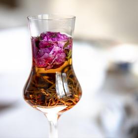 「高山特级红茶 | 玫瑰和血养颜」玫瑰红茶 (2g红茶+2g玫瑰)*20泡