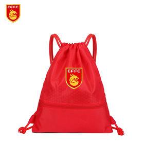 河北华夏幸福官方正品标识多功能拉链绳袋包