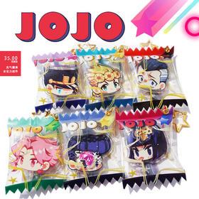 JOJO6款充气糖果挂件 by来嘛英雄