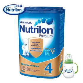 Nutrilon四段奶粉800g
