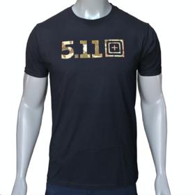 5.11AAW  511迷彩LOGOT恤 (墨西哥产)