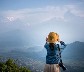 【喜马拉雅 徒步 排灯节】 尼泊尔加德满都+本迪布尔+博卡拉+布恩山环线之旅