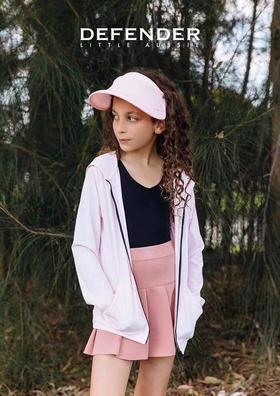 LITTLE AUSSIE DEFENDER 光动力美肌帽 防晒帽 儿童款