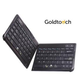 美国Goldtouch二代人体工学分体式键盘 办公可折叠便携蓝牙键盘