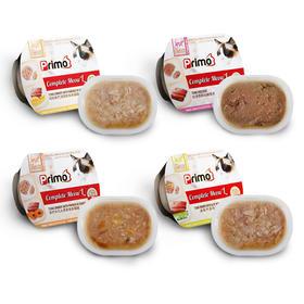 喜归 | Primo猫餐盒泰国进口主食猫罐头营养湿粮鱼肉猫猫零食85gX6盒