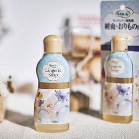 「只需浸泡 轻松去污」日本小林制药内衣内裤清洗剂去污去血渍洗涤剂120ML
