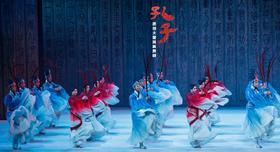【建国70周年精品舞剧展演】中国歌剧舞剧院大型民族舞剧《孔子》8.9-10
