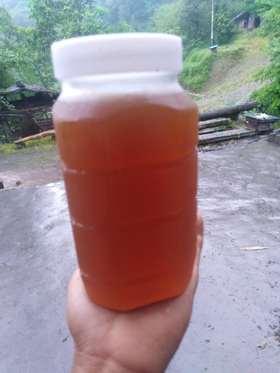 重庆 黔江 金溪 土蜂蜜 500g
