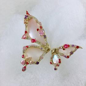预售 Maison Covet 自有品牌珠宝 蝴蝶系列开口戒指