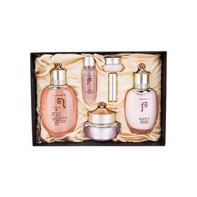 【国内贸易】韩国后whoo拱辰享水沄系列礼盒(309ml+2g)6件套
