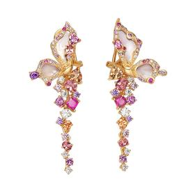 预售 Maison Covet 自有品牌珠宝 蝴蝶系列吊坠耳环