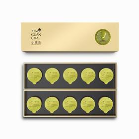 【茶中甜品】小罐茶绿茶2019年春茶小罐绿茶10罐装