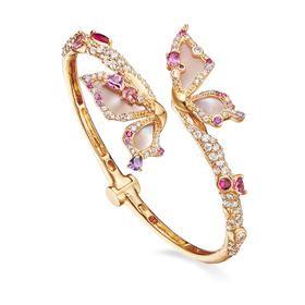 预售 Maison Covet 自有品牌珠宝 蝴蝶系列开口手镯