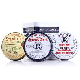 美国Rosebud Salve玫瑰花蕾膏修护润唇膏